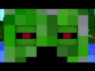 [v-s.mobi]НЯША КРИПЕР - Майнкрафт Клип _ Minecraft Parody Song of PSYs Daddy.mp4