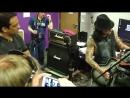 Rock and Roll Fantasy Camp 2013 Jon Pasternak with Dave Navarro