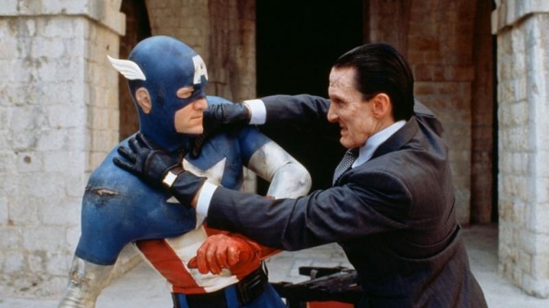 1990 - Капитан Америка / Captain America