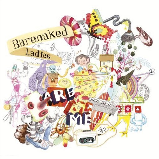 Barenaked Ladies альбом Barenaked Ladies Are Me