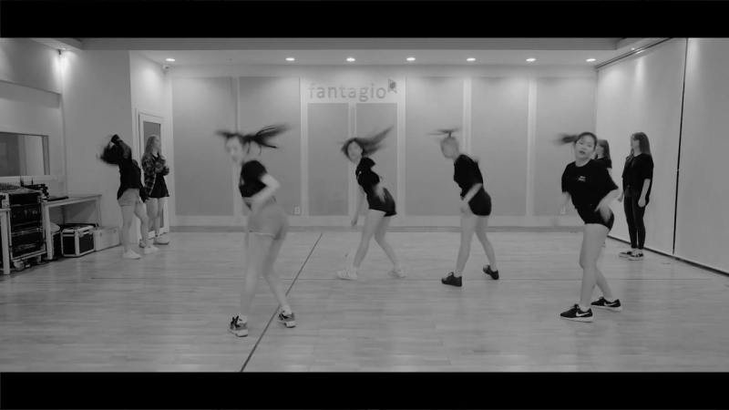 Dance Practice _ Weki Meki – WTF