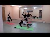 Mint Dance School. Акробатика