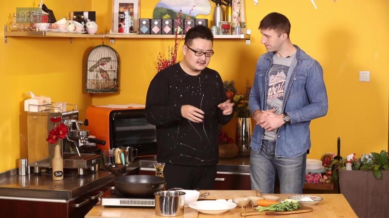 Гобаожоу или свинина в кисло-сладком соусе