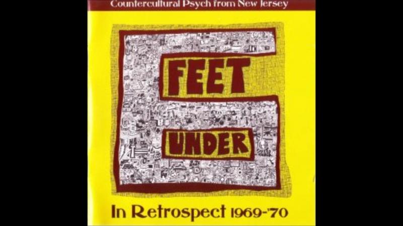 Six Feet Under - City Blues@1969-70