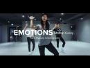1Million dance studio Emotions Mariah Carey Mina Myoung Choreography