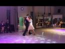 Зачёт. 12.11.2017. Аргентинское танго-салон. С Артёмом Деминым