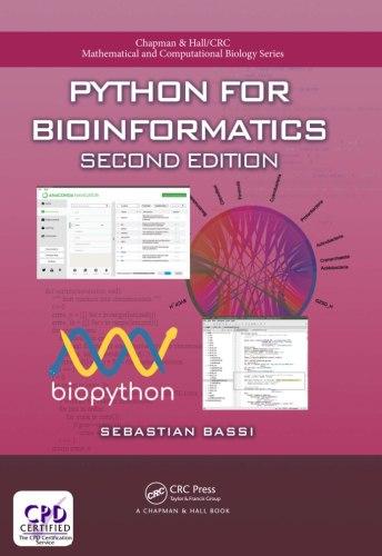 Python Bioinformatics Sebastian Bassi 2018