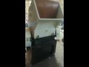 Видео испытаний дробилки FS 800