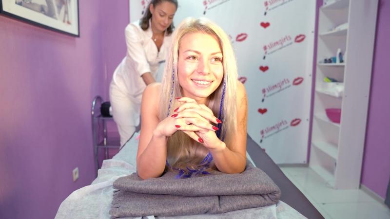 Видео - отзыв Алисы Мур об антицеллюлитном массаже в Slim Girls