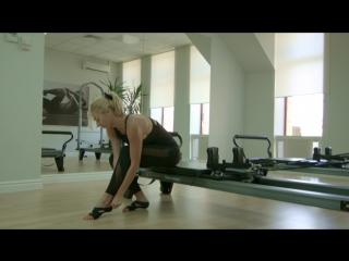 """Тренировки по Pilates в студии """"Исида"""""""
