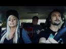 Девушка классно поет в машине с парнями! Оцените пожалуйста