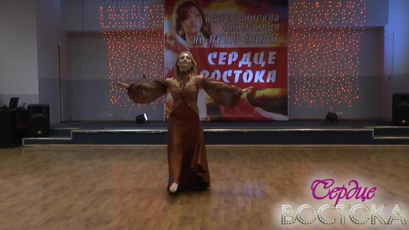 Королёва Елизавета дебют классика на Сердце Востока 2017