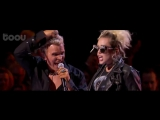 Miley Cyrus-- Billy Idol - Rebel Yell