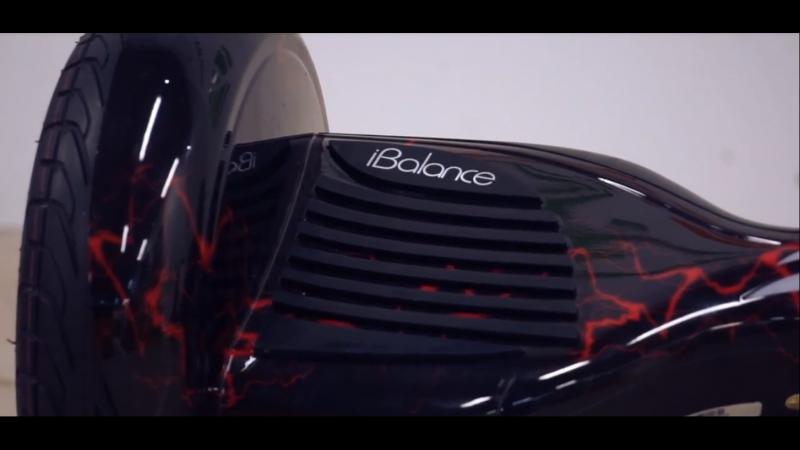 IBalance - все,что нужно знать про этот гироскутер
