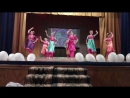 Танец Дискотека Индия группа Айси студия Гандхарвика 21.06.2017