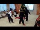 танец пингвинов