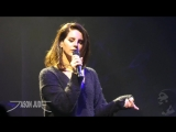 Lana Del Rey – Million Dollar Man (Live @ «Frank Erwin Center» / «LA To The Moon Tour»)
