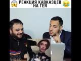 Реакция кавказцев на гея ?