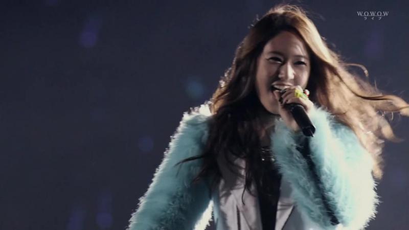 Krystal (f(x)) feat. Key (SHINee) - My First Kiss {remake Ke$ha 3OH!3} (131111 WoWoW SM Town Live in Tokyo)