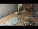 Собираем LEGO Star Wars — Mos Eisley Cantina (75205), часть 2