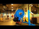 Squat 140 kg*5 and Bench press 125 kg*6 21 11 2017 Антон Грязев
