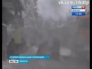 Иркутянки едва не стали жертвами снегоуборочной техники, Вести-Иркутск