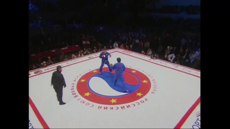 Битва Чемпионов 4: Арман Асоян (Вьет Во Дао) против Ху Чао Фам (Вьет Во Дао)