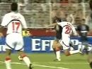 2003 - 2004 Sezonu - Samsunspor-Beşiktaş dakika 54 gol Tümer Metin