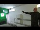 стрельба по мишени из пистолета БЕРЕТТА