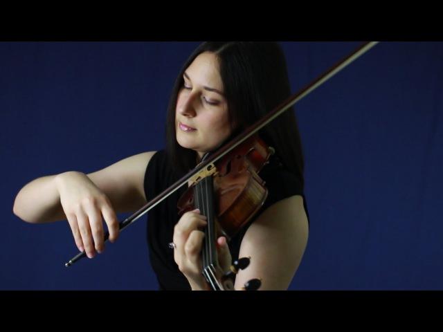 The Tale of the Princess Kaguya: Inochi no Kioku (violin piano)
