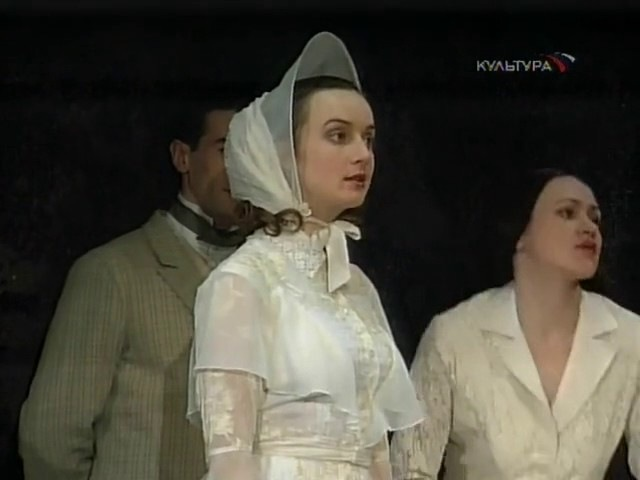 ИДИОТ. Ф Достоевский. в Театре ТАБАКОВА. 2 часть