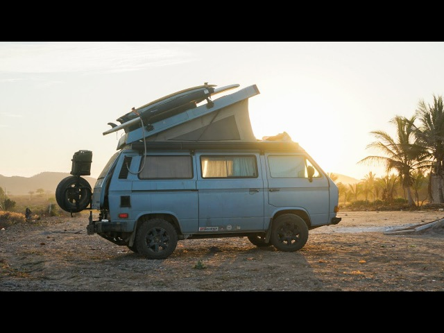 Crepeattack Build The Ultimate Expedition Syncro Vanagon