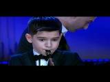 18 Щелкунчик 1 тур Пинчук Дмитрий (саксофон), 12 лет, Россия (г. Москва)