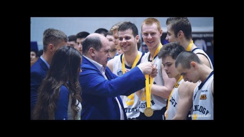Фарм СПбГУПТД - Чемпион АСБ Северо-Запад 2018