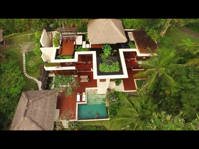 FOUR SEASONS RESORT BALI AT SAYAN 5 * (Индонезия, Бали)