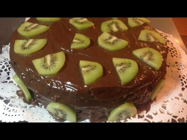 ТОРТ Шоколадное наслаждение ШОКОЛАДНЫЙ торт