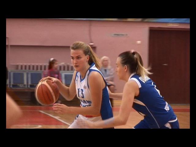 Женский баскетбол. Суперлига 2. Динамо-2 (Иваново) - Динамо-2 (Новосибирск): 48-64