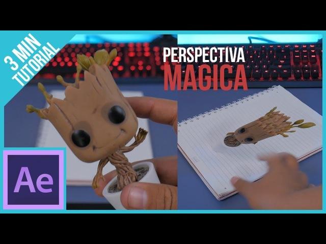 Perspectiva Magica en After Effects || Tutorial