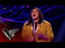 Lucy Performs Colorblind: Blind Auditions| The Voice UK 2018