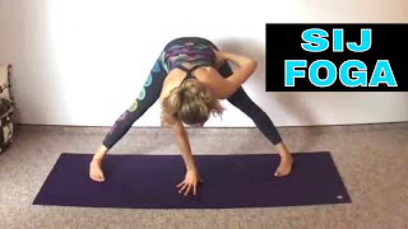 Foga for Hip Flexibility and SIJ Stability
