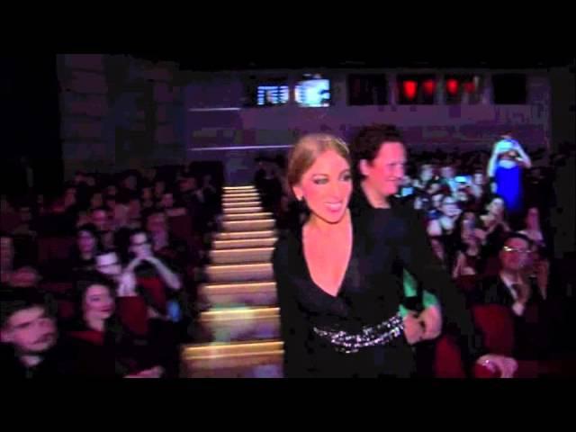 Zerrin Tekindor - Yılın En Başarılı Kadın Oyuncusu - Yapı Kredi Afife Tiyatro Ödülleri 2014