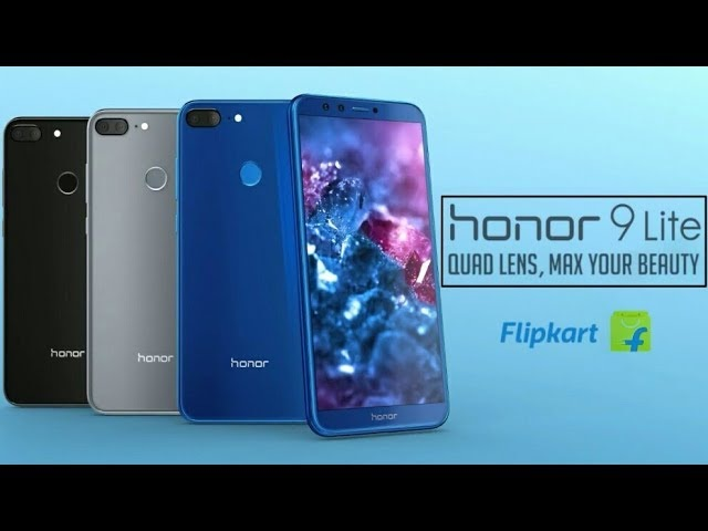Honor 9 Lite Trailer | Introduction | Commercial