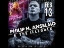 Philip H Anselmo interview on Metal Messiah Radio