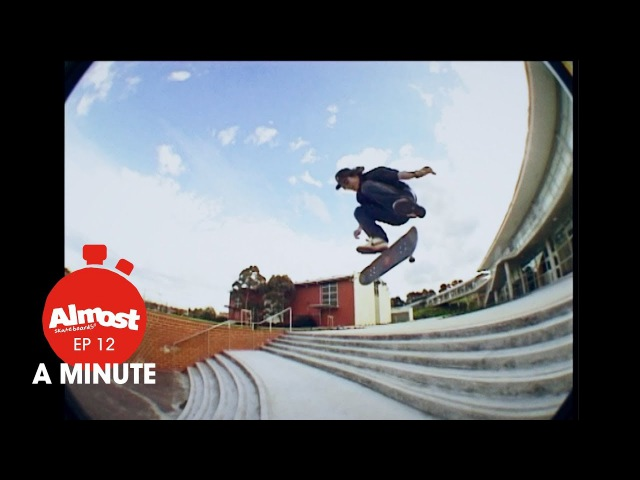 Almost A Minute EP 12 Lewis Marnell (Cheese Crackers Bonus part)