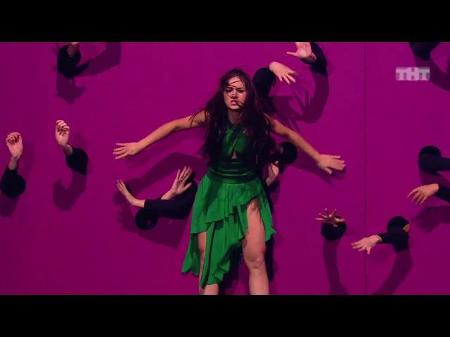 Танцы Алия Асхадуллина Ty Frankel Out Of Control сезон 4 серия 15 из сериала Танцы смотре