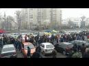 LIVE | Активісти везуть картату ковдру для генпрокурора Луценка