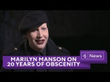 Marilyn Manson interview 2017 broken legs, namesakes, CIA recruitment and two decades of obscenity