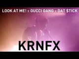 Look At Me! x Gucci Gang x Dat $tick - XXXTENTACION, Lil Pump &amp Rich Brian (Beatbox Cover by KRNFX)