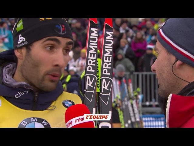 Biathlon - CM (F) - Le Grand-Bornand M. Fourcade «Boe est simplement un peu meilleur en ce moment»