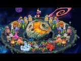 My Singing Monsters Dawn Of Fire - Space Island (Full Song) (1.14.0)